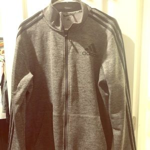 Men's Adidas Track Jacket, size Large